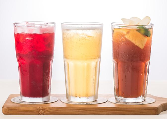 飲品 BEVERAGES