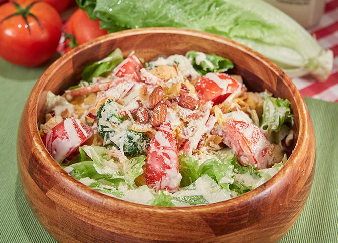 木碗沙拉 SALAD